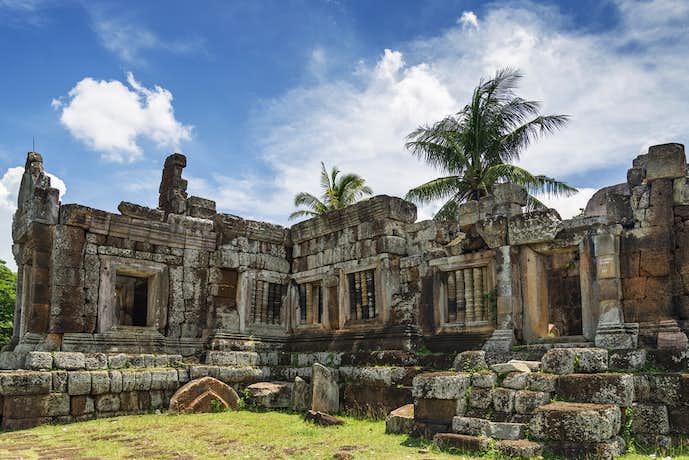 カンボジアでおすすめの観光地はプノン・チソール