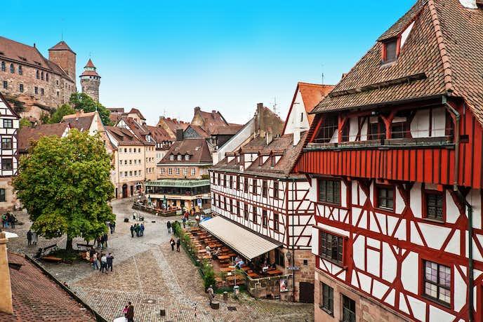 ドイツでおすすめの観光地はニュルンベルク