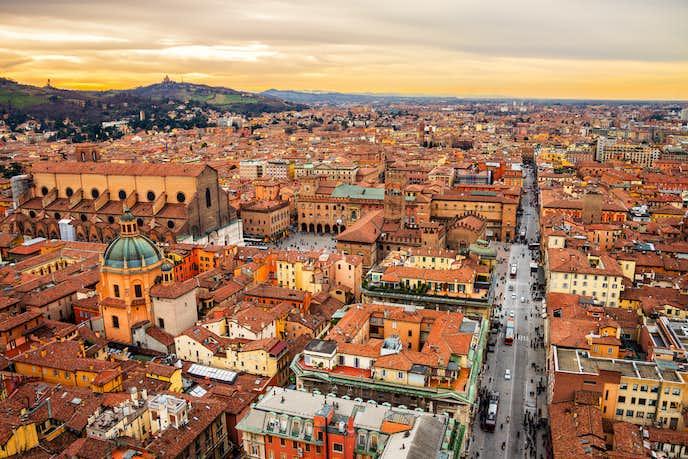 イタリアでおすすめの観光地はボローニャ