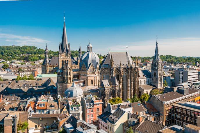 ドイツでおすすめの観光地はアーヘン