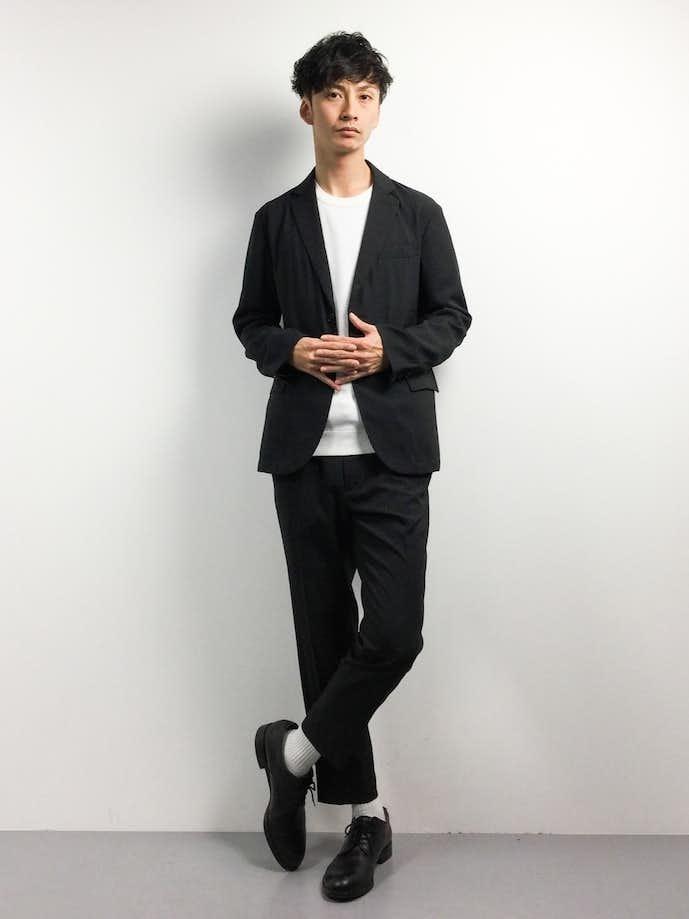 20代男性のお見合いの服装画像2