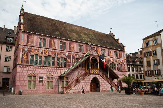 フランスでおすすめの観光地はミュルーズ