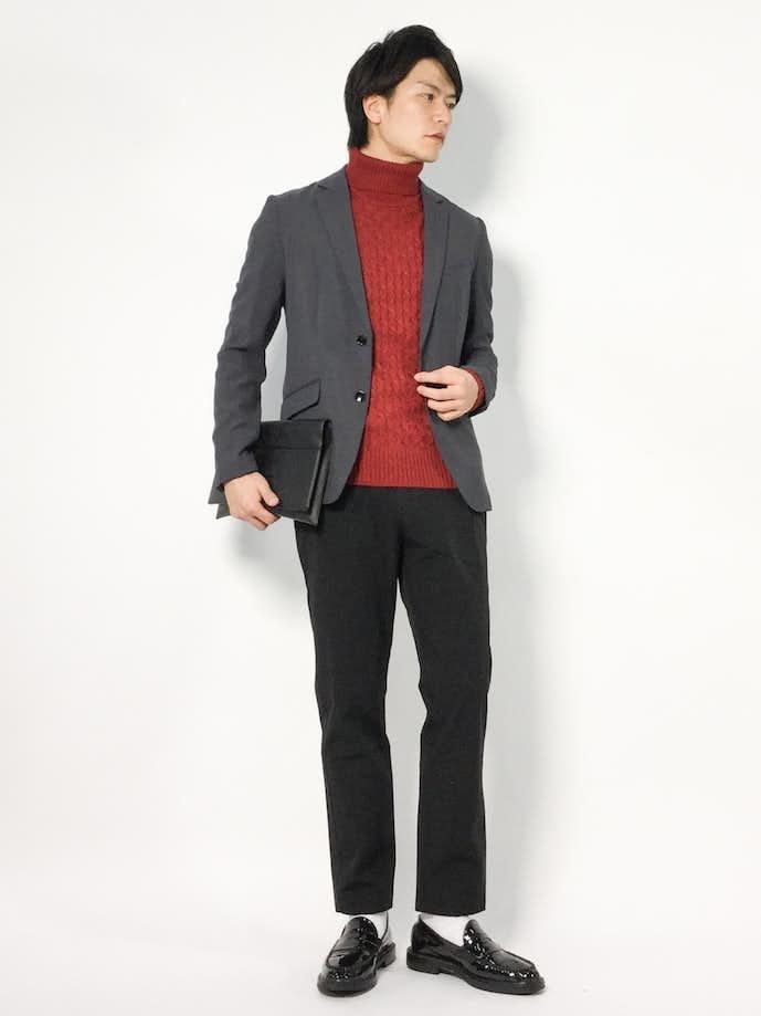 カジュアルな男性のお見合いの服装3