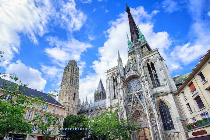 フランスでおすすめの観光地はルーアン