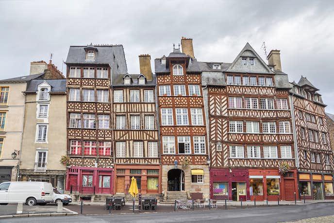 フランスでおすすめの観光地はレンヌ