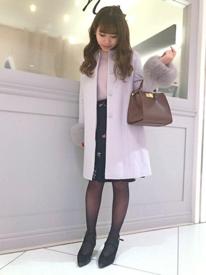 20代女性の冬のお見合いの服装2