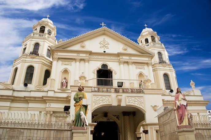 フィリピンでおすすめの観光地はキアポ教会