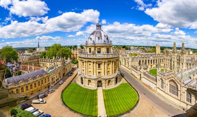 イギリスでおすすめの観光地はオックスフォード