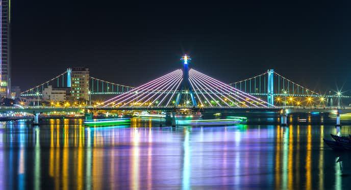 ダナンでおすすめの観光地はハン川橋