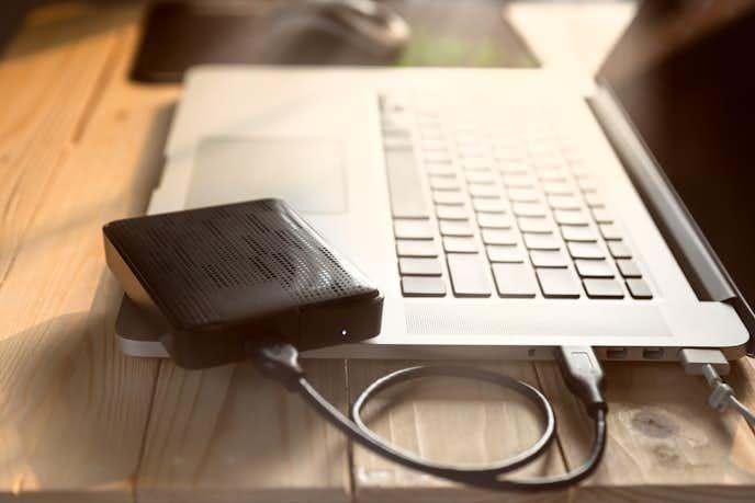 おすすめのmac対応HDD