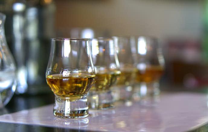 トワイスアップにおすすめのウイスキー