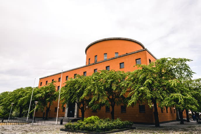 スウェーデンでおすすめの観光地はストックホルム市立図書館