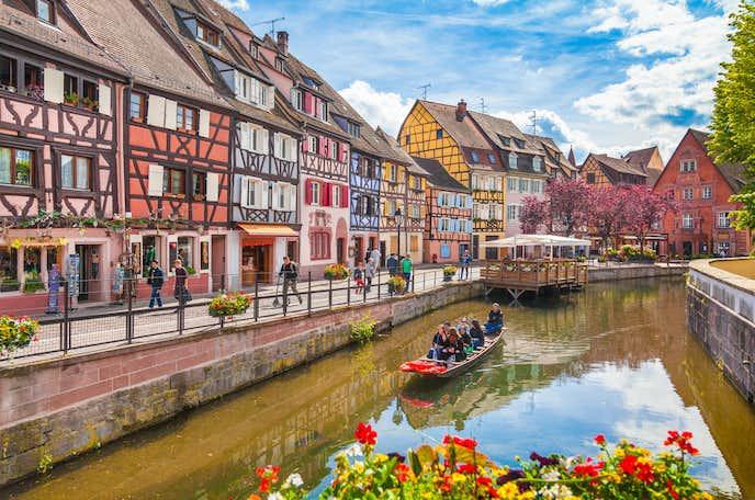 フランスでおすすめの観光地はコルマール
