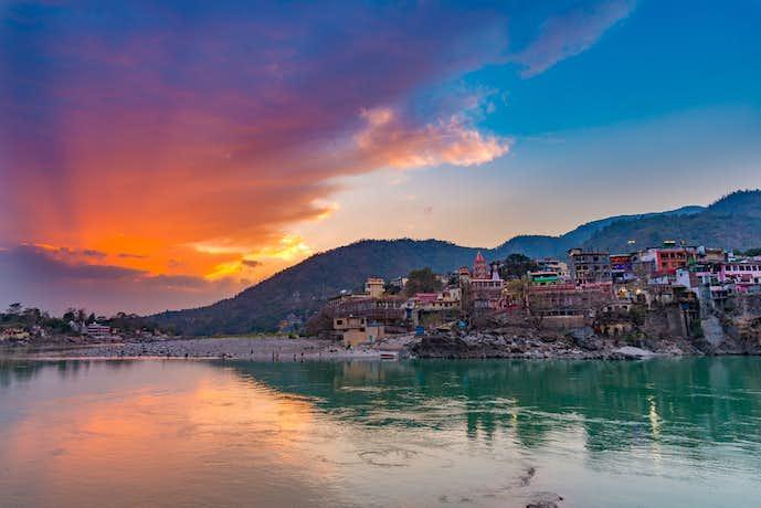 インドでおすすめの観光地はガンジス河