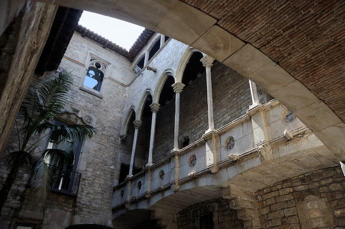 バルセロナでおすすめの観光地はピカソ美術館