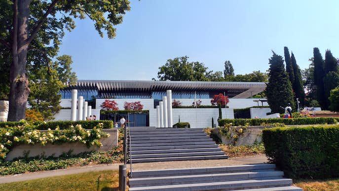 スイスでおすすめの観光地はオリンピックミュージアム