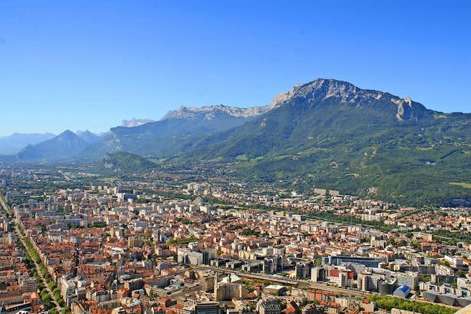 フランスでおすすめの観光地はグルノーブル