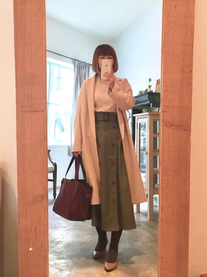 40代女性のお見合いの服装画像3