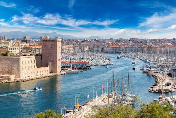 フランスでおすすめの観光地はマルセイユ