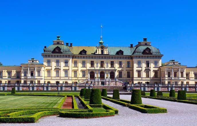 スウェーデンでおすすめの観光地はドロットニングホルム宮殿