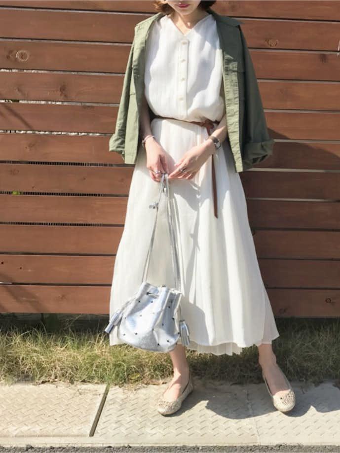 30代女性におすすめのお見合い服装コーデ3