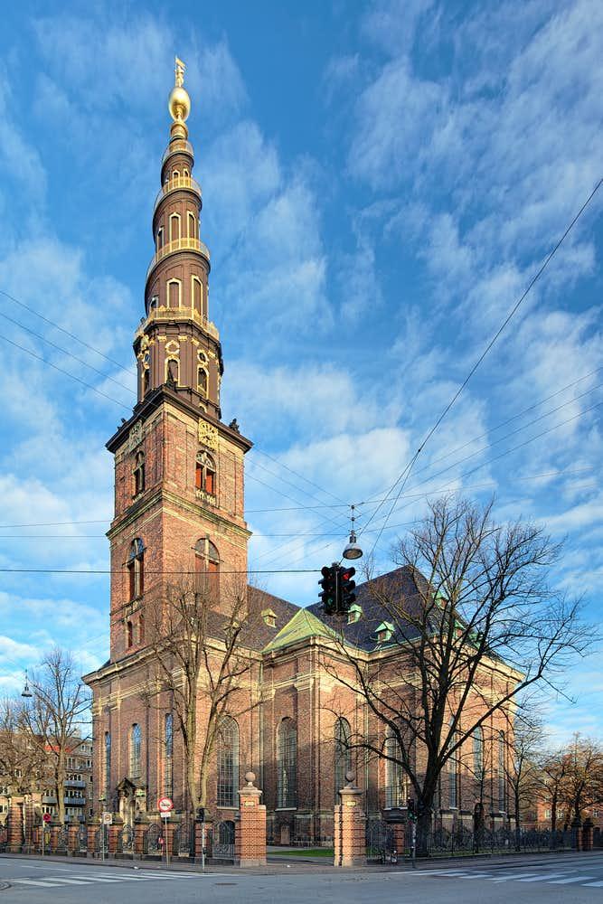 コペンハーゲンでおすすめの観光地は救世主教会
