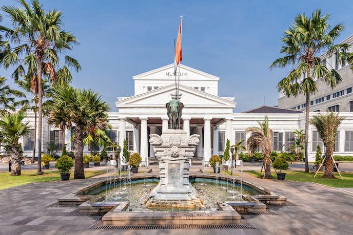 インドネシアでおすすめの観光地は国立博物館