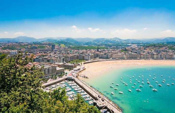 スペインでおすすめの観光地はサン セバスチャン