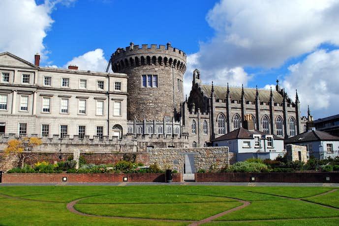 アイルランドでおすすめの観光地はダブリン城