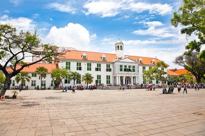 インドネシアでおすすめの観光地はジャカルタ歴史博物館