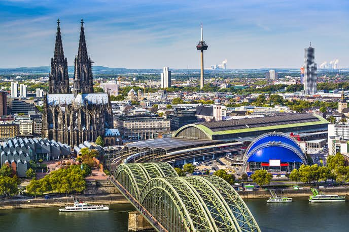 ドイツでおすすめの観光地はケルン