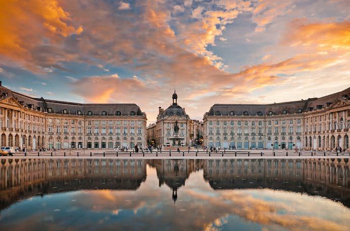 フランスでおすすめの観光地はボルドー