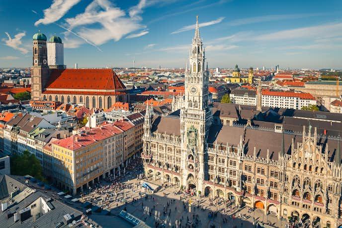 ドイツでおすすめの観光地はミュンヘン