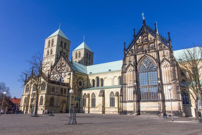 ドイツでおすすめの観光地はミュンスター