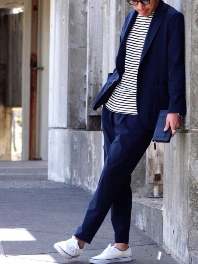 30代男性におすすめのお見合いの服装1