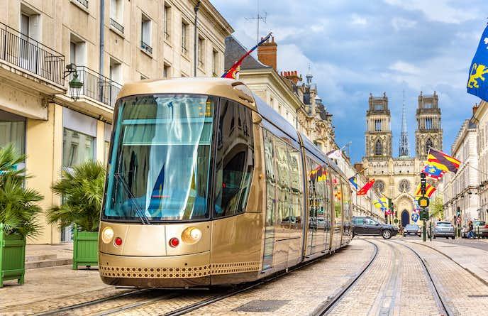 フランスでおすすめの観光地はオルレアン
