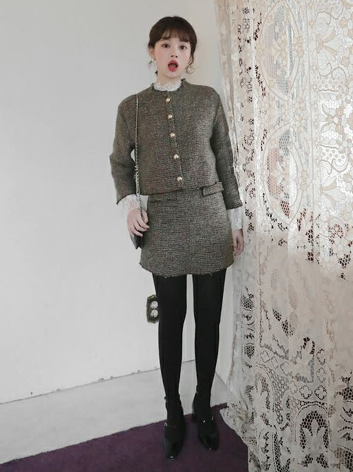20代女性の冬のお見合いの服装3