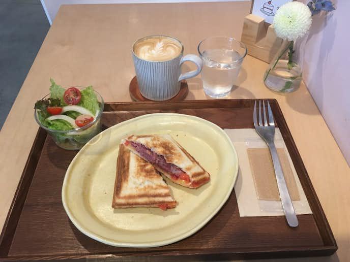 DOMO CAFEの人気カフェメニュー