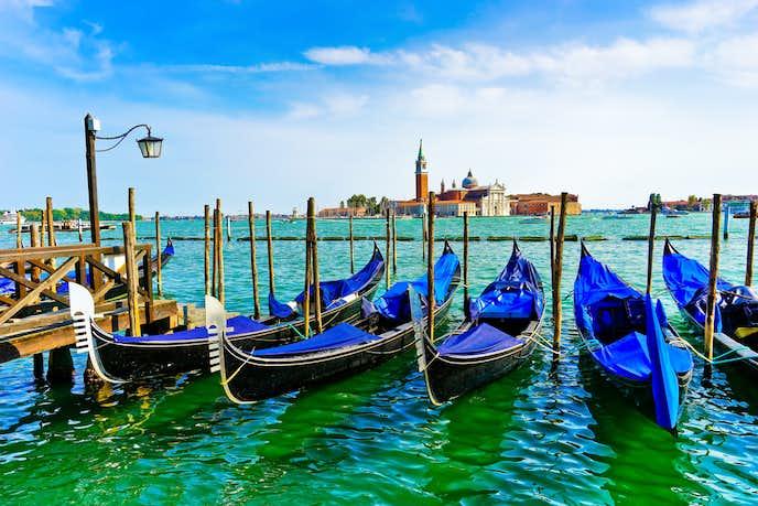 ベネチアでおすすめの観光地はサン・マルコ運河