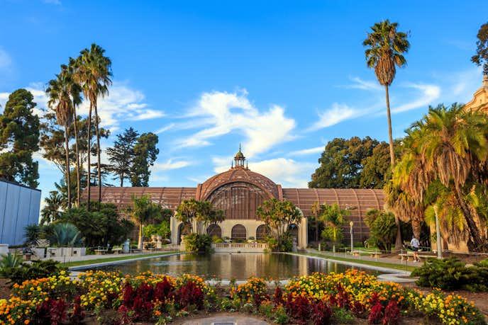 サンディエゴでおすすめの観光地はバルボアパーク