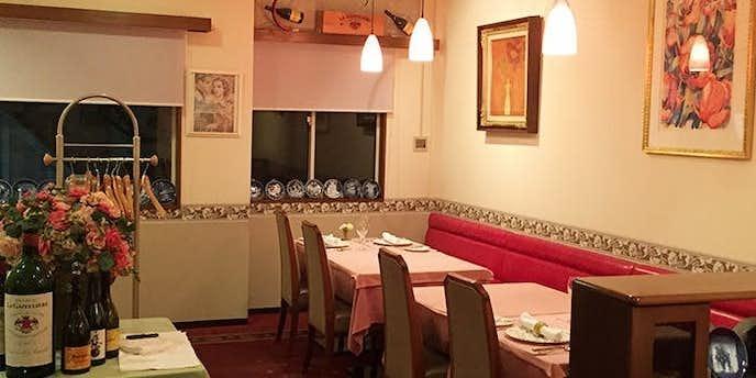 上野でおすすめのデートディナーはペペルモコ