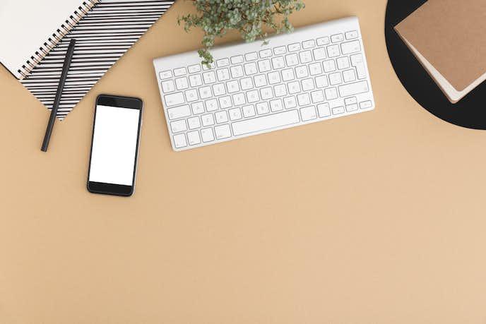 iPhone対応のキーボード選びで大切なこと