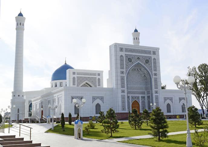 ウズベキスタンでおすすめの観光地はミノル・モスク