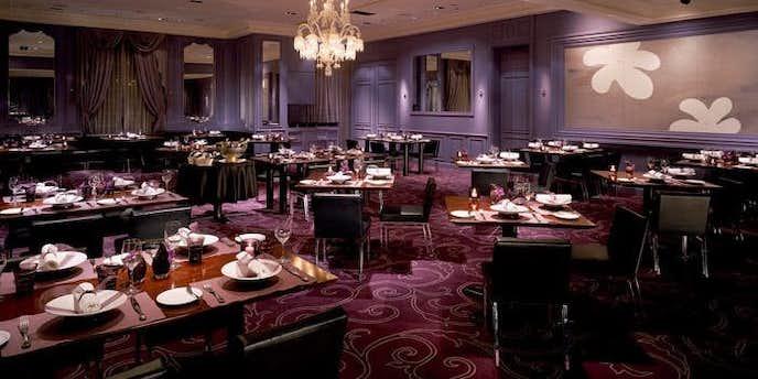 恵比寿でおすすめのデートディナーはラ ターブル ドゥ ジョエル・ロブション
