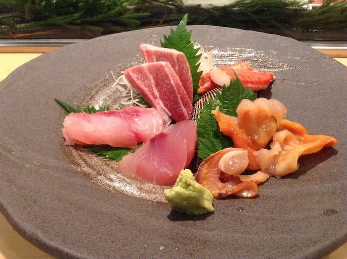 品川でおすすめのデートスポットは寿司ひらおか