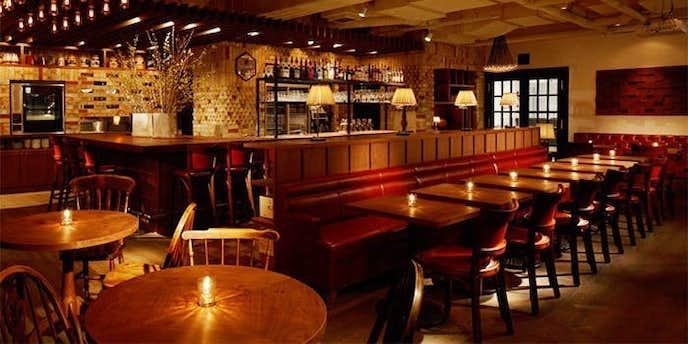 上野でおすすめのデートディナーはCafe&Rotisserie LA COCORICO 上野【ホテルサンルートステラ上野】