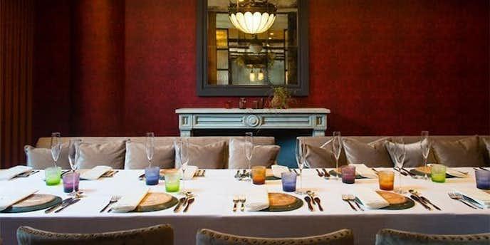 品川でおすすめのデートディナーはレストラン・フェ・メゾン