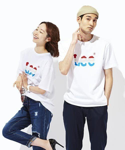 ペアルックおすすめブランドTシャツはLEE