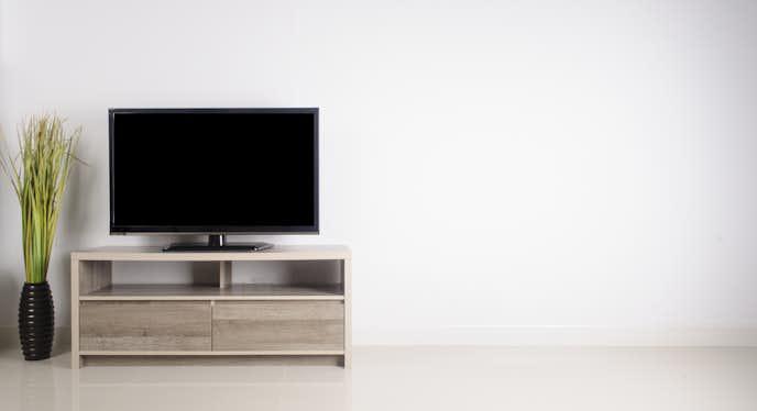 テレビは大きく2種類に分けれる