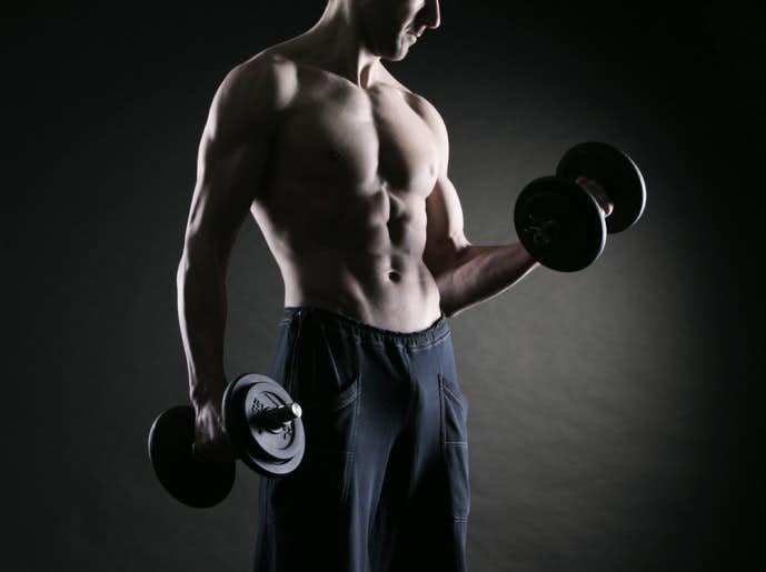 ダンベルのおすすめトレーニングで体をムキムキにしよう